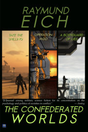 confederated worlds box set ebook cover